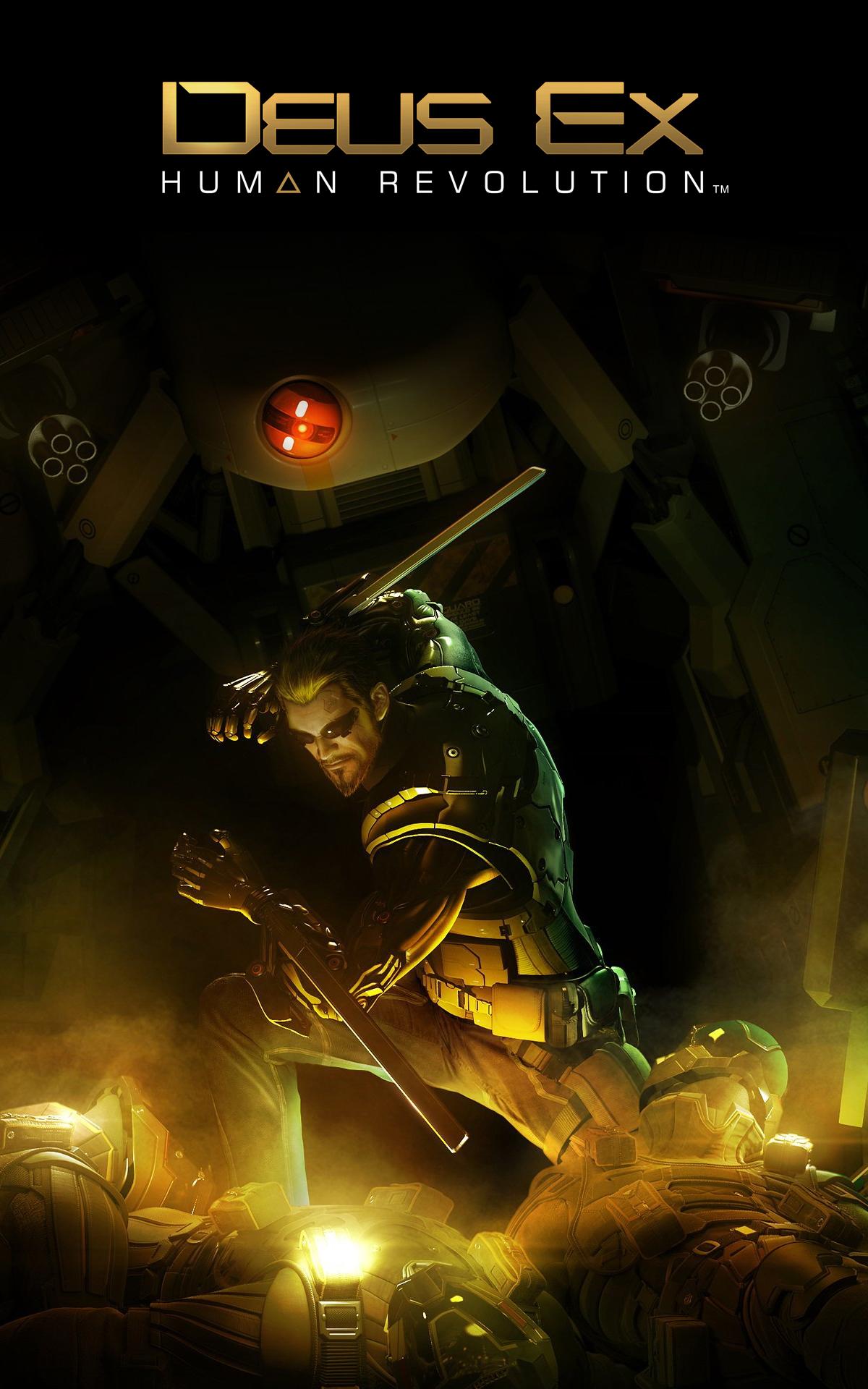 Deus Ex Human Revolution 1200x1920