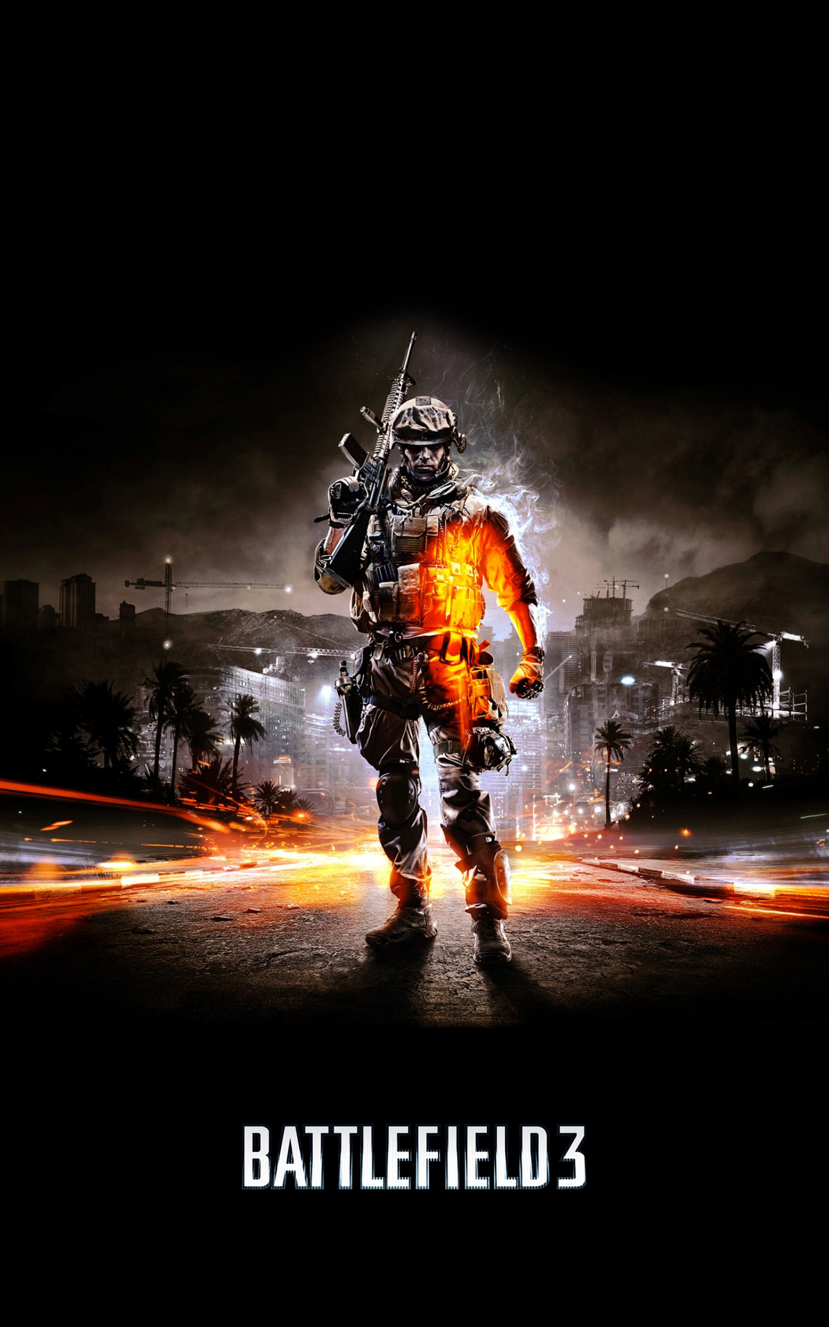 Battlefield 3 Back to Karkand 1200x1920
