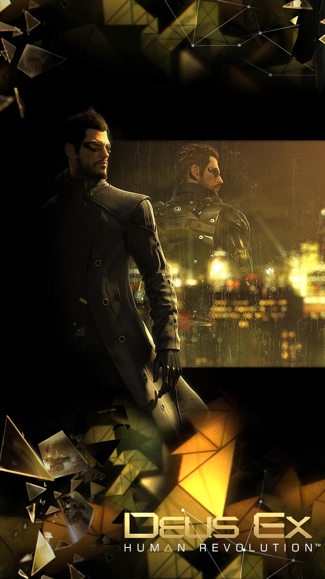 Deus Ex Human Revolution 1080x1920