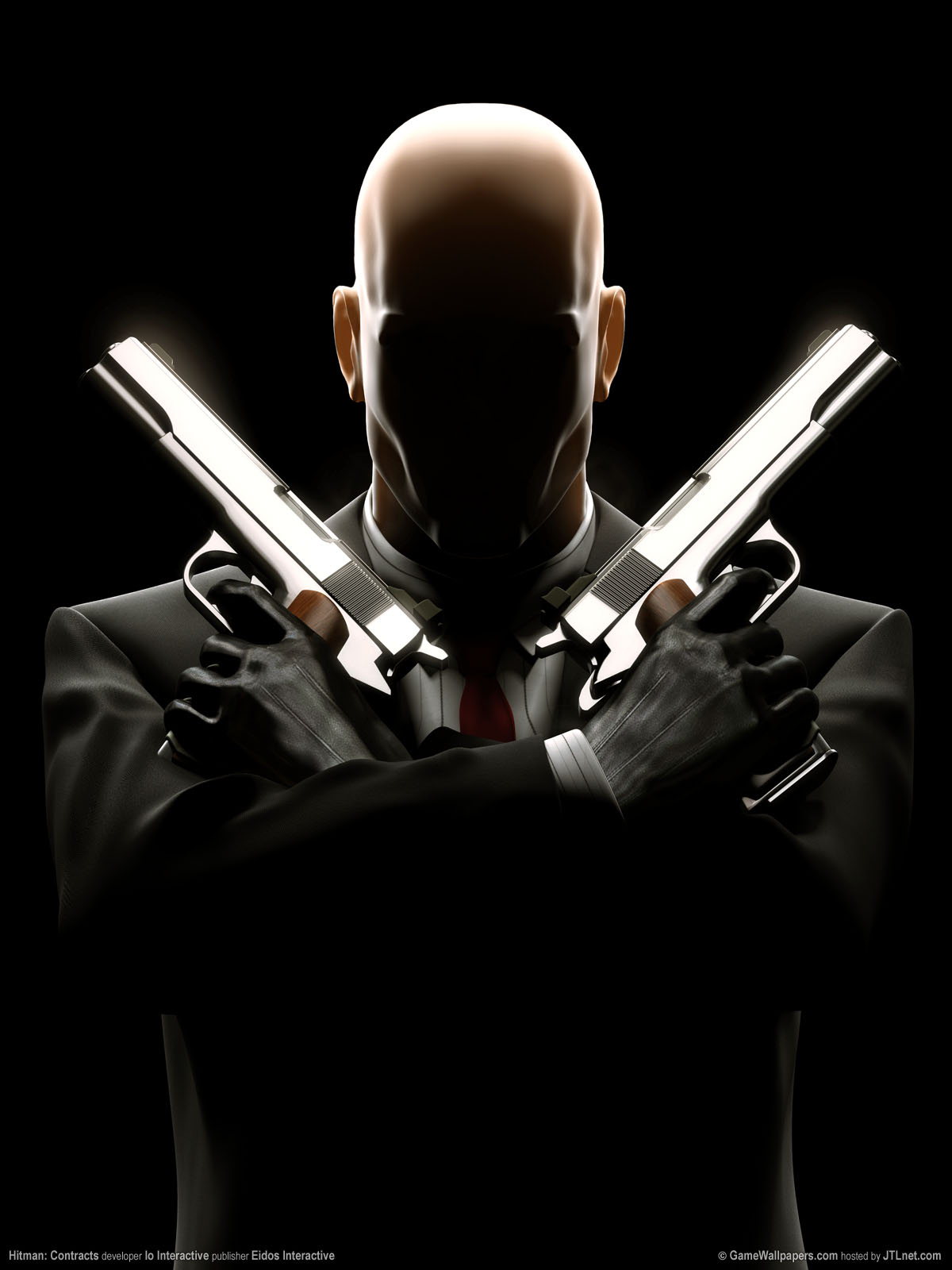 Hitman 1200x1600 wallpaper