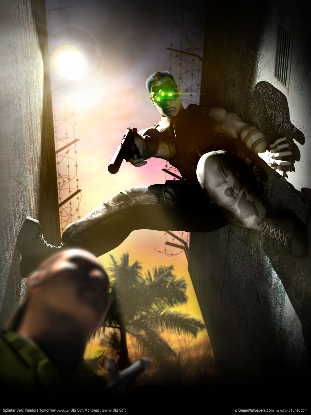 Splinter Cell 1200x1600